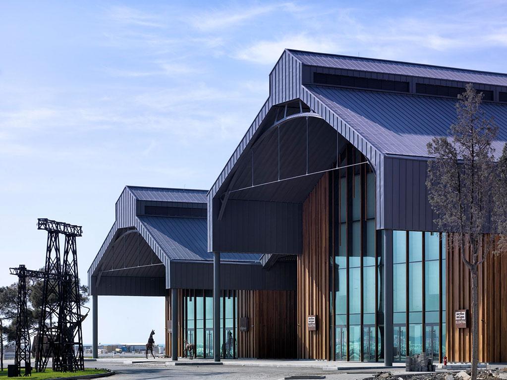 Культурный центр Elektra в Баку