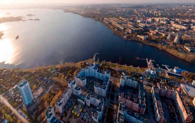 Екатеринбург Исеть набережная конкурс