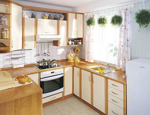 Мебель для маленькой кухни и другие секреты ее обустройства