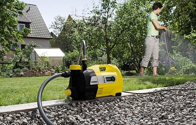 Поливочная система для сада
