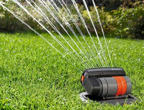 Поливочная система для сада и огорода