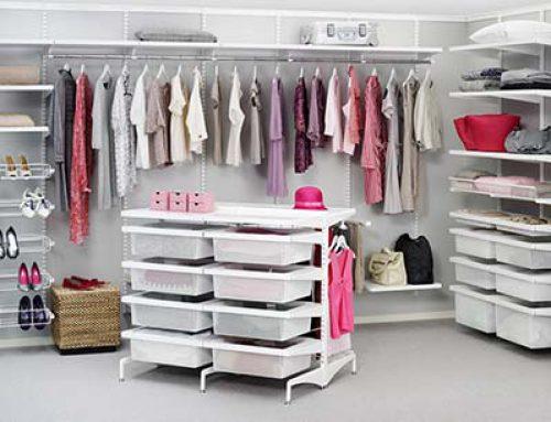 Дизайн гардеробной комнаты: размер, меблировка, освещение