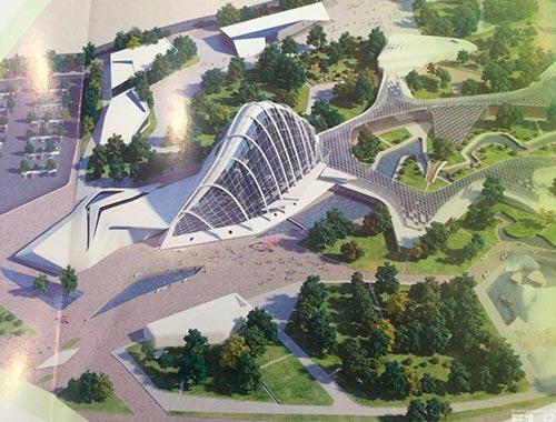 Екатеринбург новый зоопарк