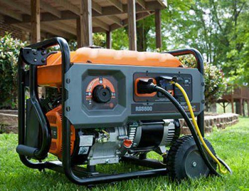 Как выбрать генератор для дачи: 5 универсальных советов