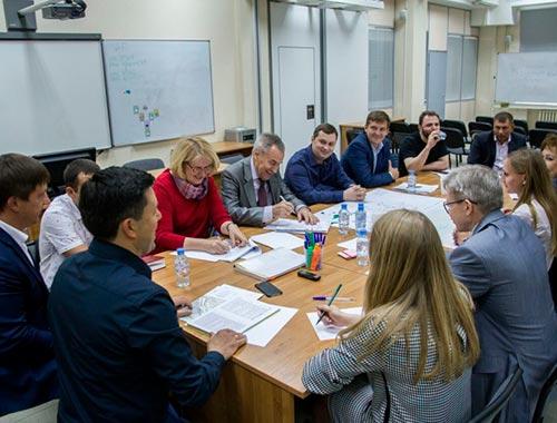 Стратегию пространственного развития уральской столицы Екатеринбург