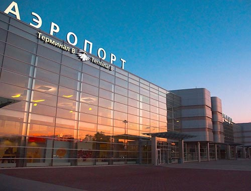Екатеринбург аэропорт «Кольцово»