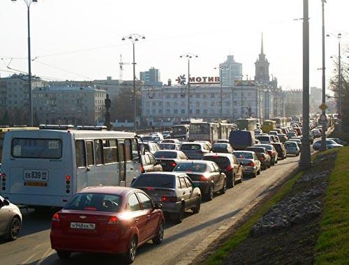 Екатеринбург «100+ Forum Russia»