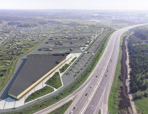 Здание нового агрокластера на Урале займет 22 тыс. кв. метров